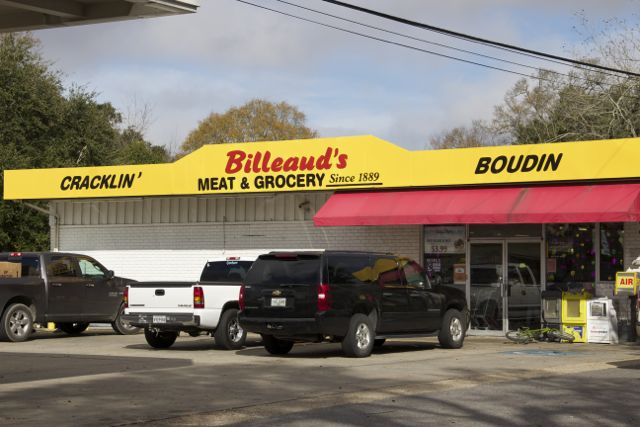 Billeaud's Meat Market: For Cajun recipes and Cajun cooking.