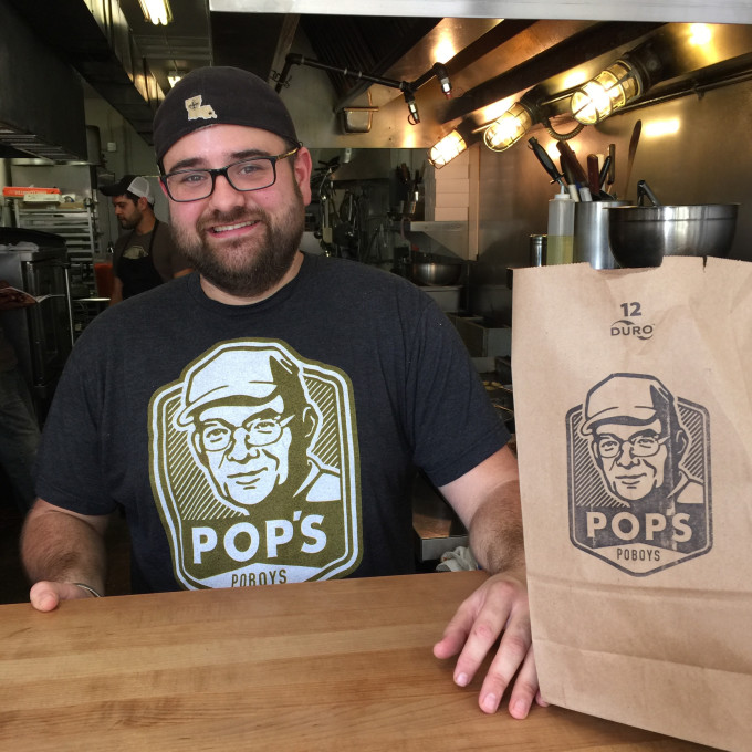 Chef Collin Cormier Pop's Poboys: For Cajun recipes and Cajun cooking.
