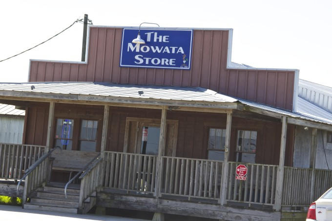 Where every guinea gumbo starts: The Mowata Store is a culinary oasis in the middle of the rice fields of Acadia Parish.