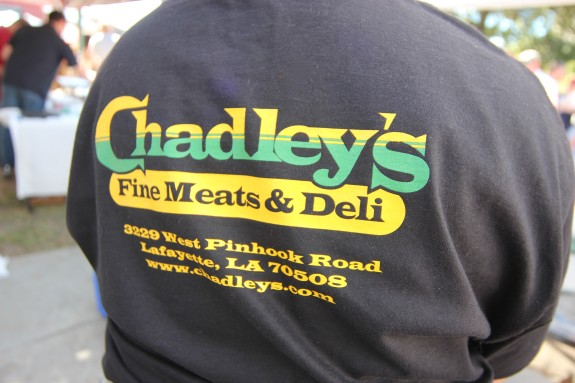 Chadley's--For Cajun recipes and Cajun cooking.