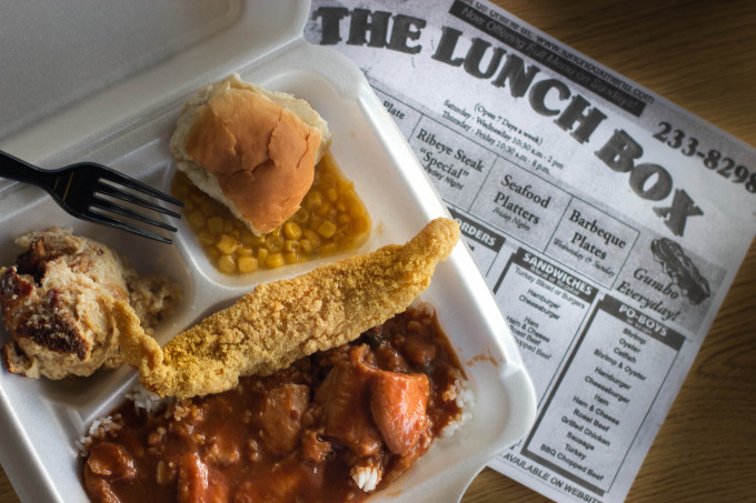 TheLunchBoxPlate: For Cajun recipes and Cajun cooking.