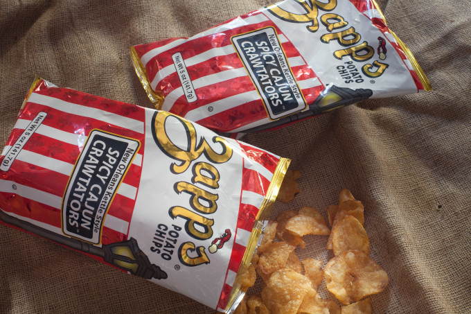 Zapp's Potato Chips: For Cajun recipes and Cajun cooking.