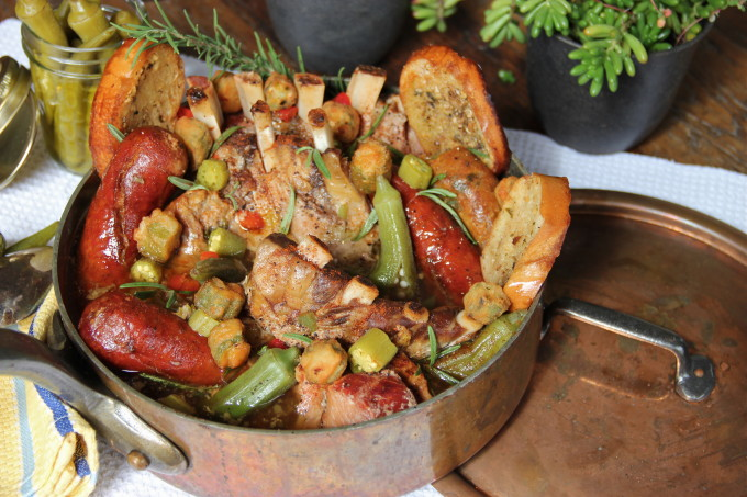 Pork fricassee recipes