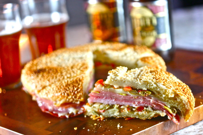 The Perfect Muffuletta