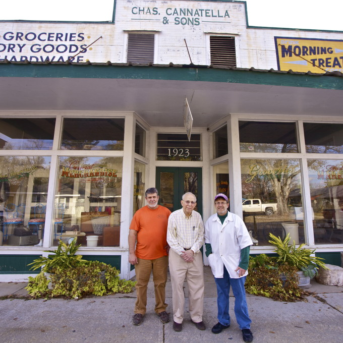 The Cannatellas--For Cajun recipes and Cajun cooking.