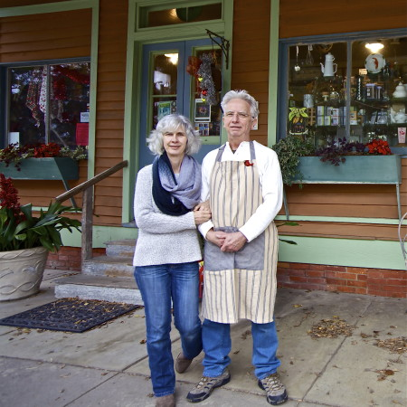 Jesse and Nancy Poimboeuf--For Cajun recipes and Cajun cooking.