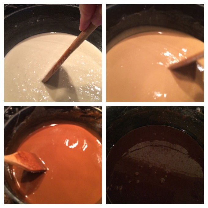 4 Stages Of Roux: The key to many Cajun recipes and the foundation of Cajun cooking.