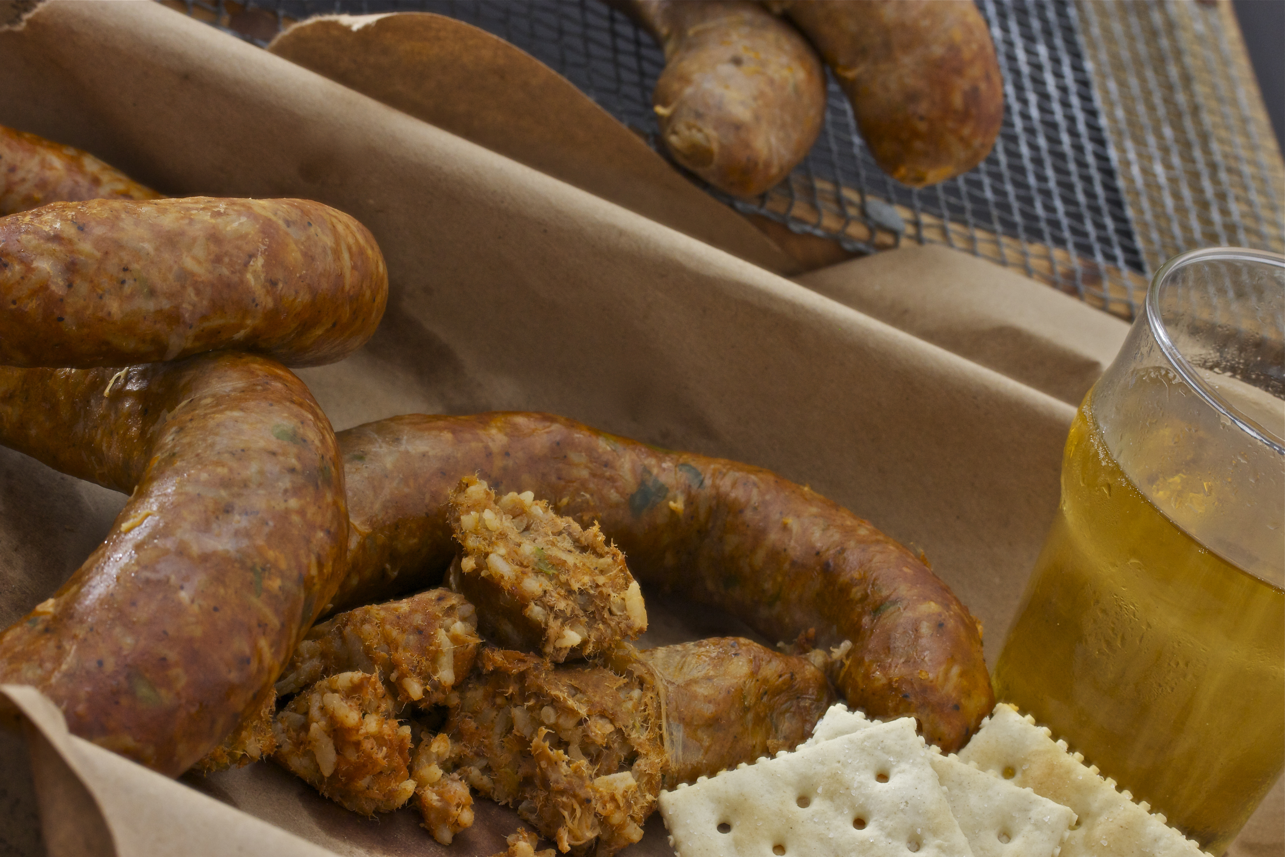 Cajun Boudin Is A Delicacy In Cajun Country And An Easy Recipe To Make
