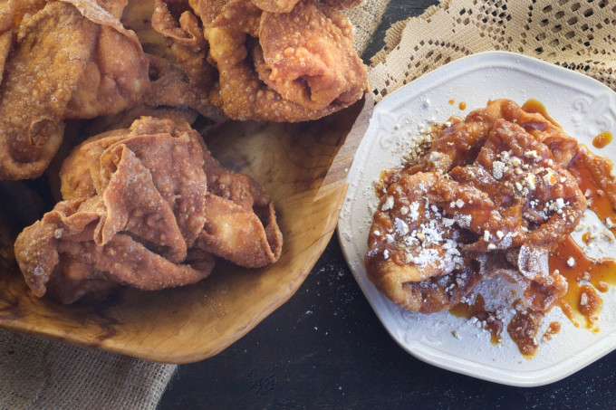 Pigs Ear Pastry is a classic Cajun recipe and a Cajun cooking tradition.