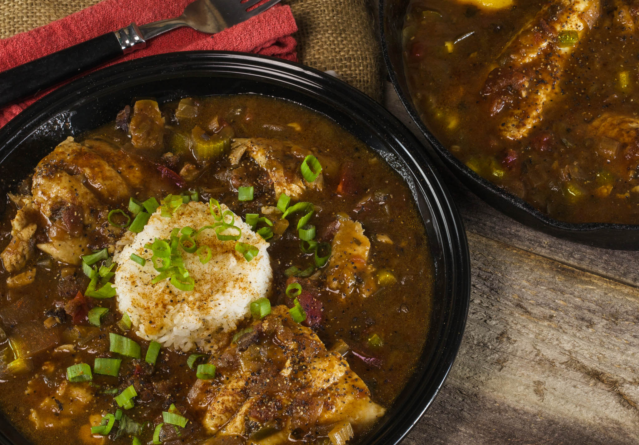 Catfish Courtbouillon Is A Spicy Cajun Stew Like Dish Similar To Gumbo