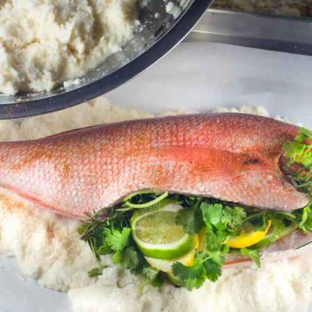 Lake Peigneur Salt Dome Snapper