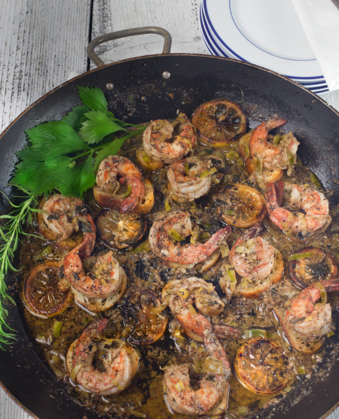 Watch how fast this Cajun Shrimp Skillet disappears.