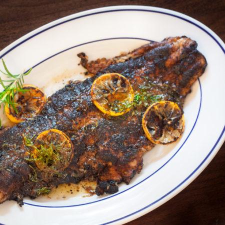 Cajun fish recipe archives acadiana table for Blackened fish recipe