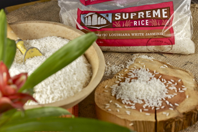 My favorite: Supreme white jasmine rice. Give it a try.