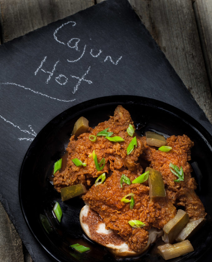 Hot, spicy, and addictive! The perfect Cajun Hot Chicken recipe--if you like it hot.