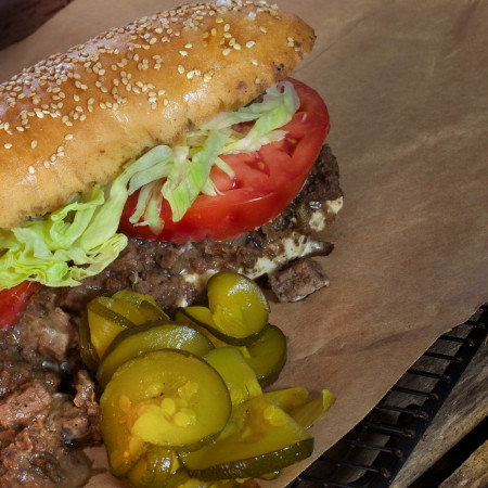 My Roast Beef Po-boy recipe is sure to become one of the classic Cajun recipes in Cajun cooking.