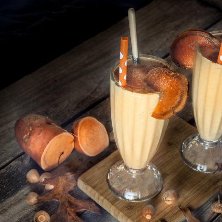 Sweet Potato Shake