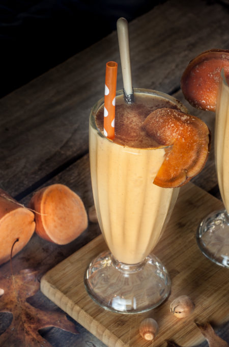 Shake it up with a Sweet Potato Shake!