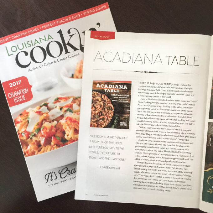 Louisiana Cookin Magazine review2