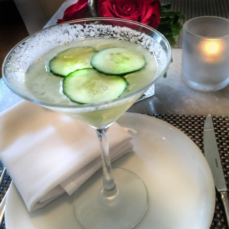 Fragrant and refreshing, this is the perfect cocktail for summer in South Louisiana. (All photos credit: George Graham)