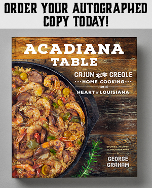 Acadiana Table Cookbook