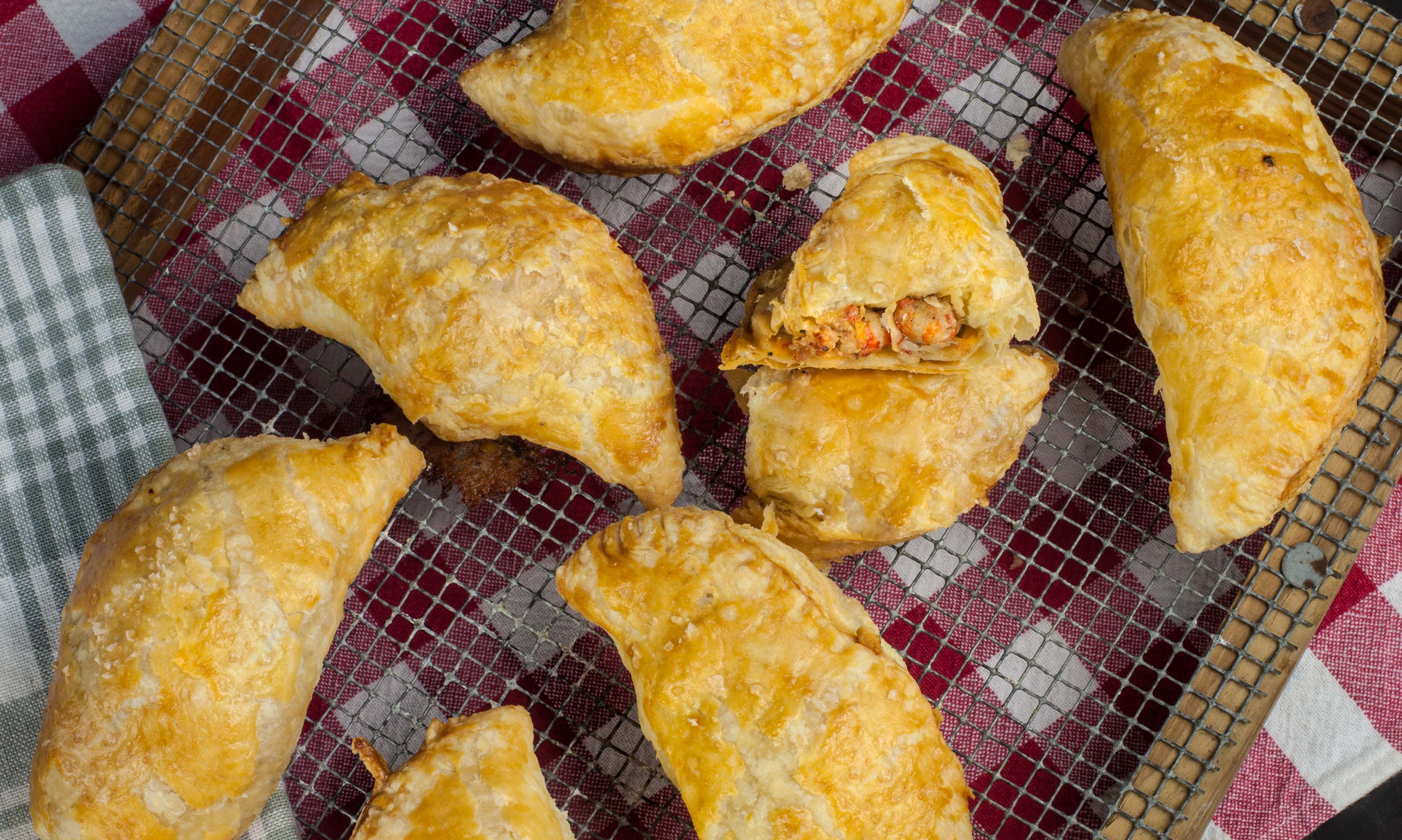 empanadas the hand held pies of latin america