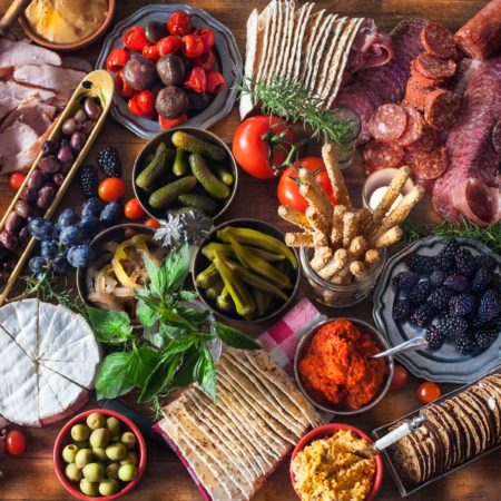 How To Build a Charcuterie Board For Your Next Party