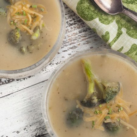 Potato and Broccoli Soup