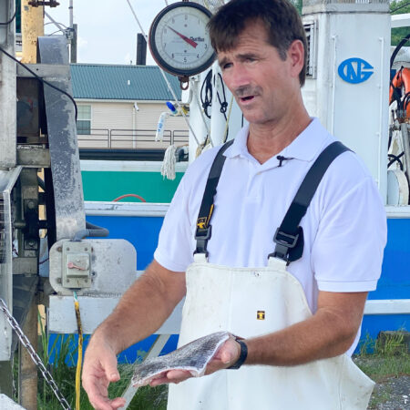 Meet The Fisherman: Douglas Olander