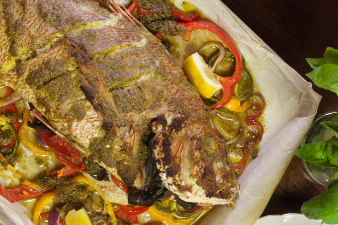 Try this Whole Red Snapper recipe and discover how easy it is.